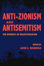 Anti-Zionism and Antisemitism