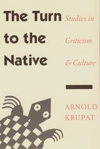 The Turn to the Native