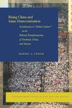 Rising China and Asian Democratization