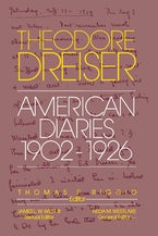 The American Diaries, 1902-1926