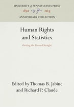 Human Rights and Statistics