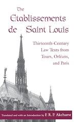 The Etablissements de Saint Louis