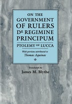 On the Government of Rulers