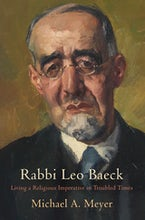 Rabbi Leo Baeck