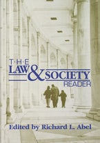 The Law and Society Reader