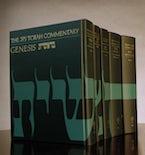 The JPS Torah Commentary Series, 5-volume set