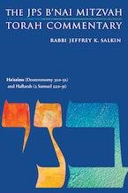 Ha'azinu (Deuteronomy 32:1-52) and Haftarah (2 Samuel 22:1-51)
