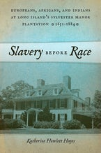 Slavery before Race