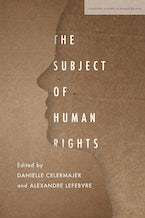The Subject of Human Rights