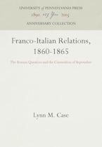 Franco-Italian Relations, 1860-1865