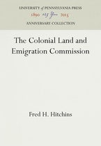 The Colonial Land and Emigration Commission