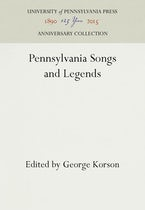 Pennsylvainia Songs and Legends