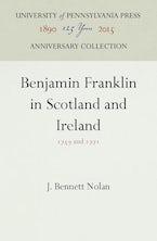 Benjamin Franklin in Scotland and Ireland