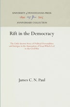 Rift in the Democracy