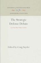 The Strategic Defense Debate