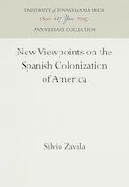 New Viewpoints on the Spanish Colonization of America
