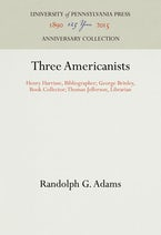Three Americanists
