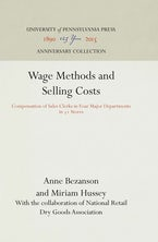 Wage Methods and Selling Costs