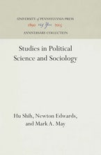 Studies in Political Science and Sociology