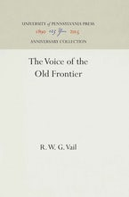 The Voice of the Old Frontier