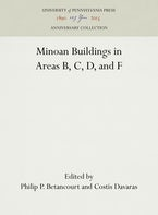 Minoan Buildings in Areas B, C, D, and F