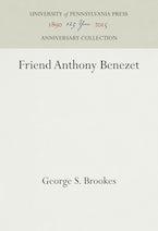 Friend Anthony Benezet