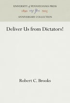 Deliver Us from Dictators!