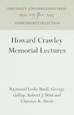 Howard Crawley Memorial Lectures
